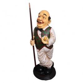 statuetka-dlya-interera-billiard-player